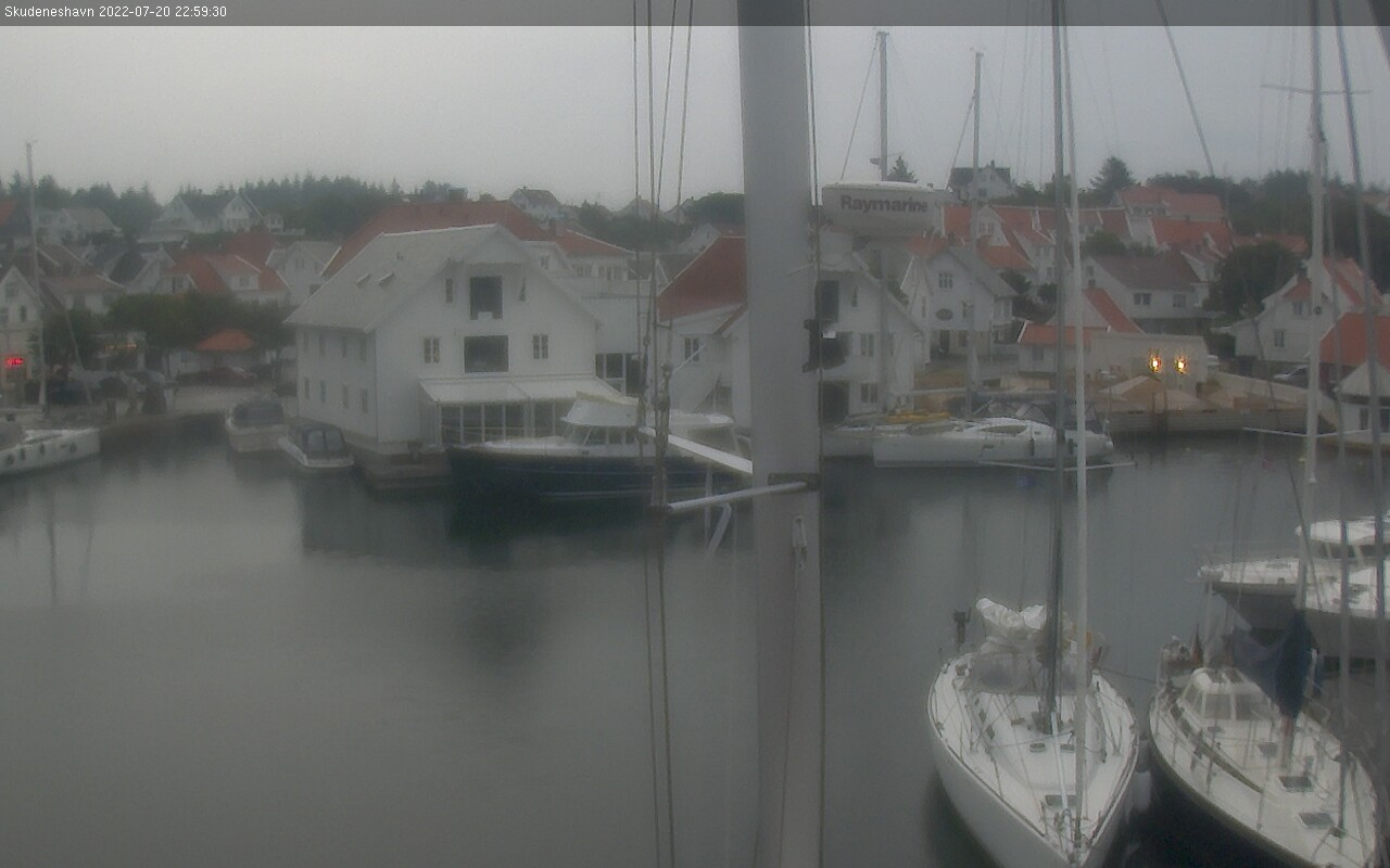 WEBcam i Skudeneshavn