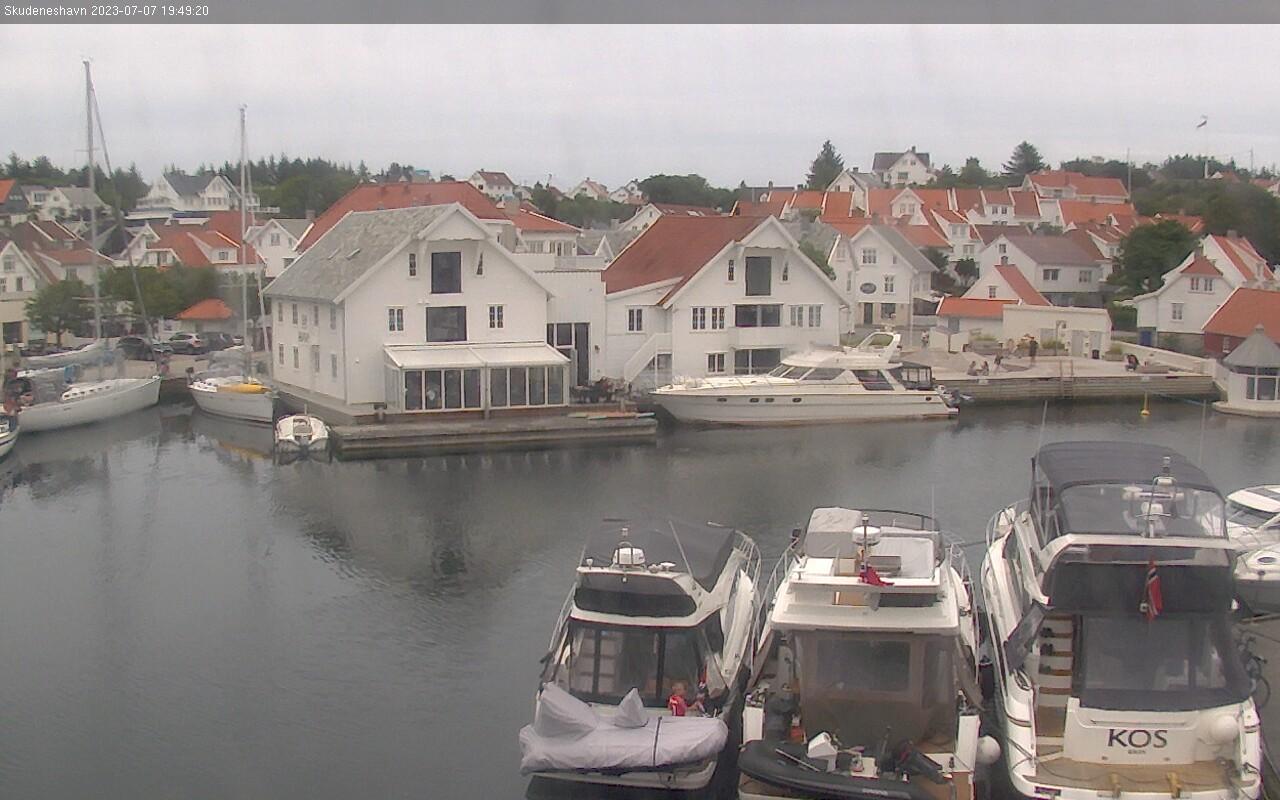 Webcam Skudeneshavn, Karmøy, Rogaland, Norwegen